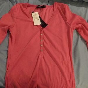 Brand new, long sleeve shirt